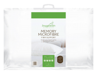 Memory Microfibre Firm Support